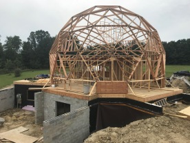 A dome!