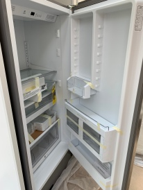 Interior of the refrigerator